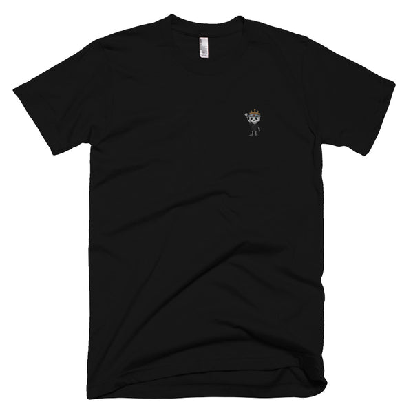 Mini Musa Embroidered T-Shirt
