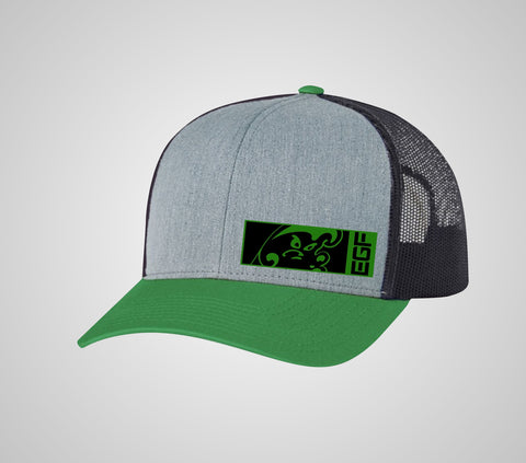 EGF Green Wave Tucker Hat