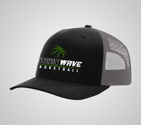 EGF Basketball - Low Profile Trucker Hat