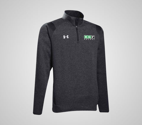 EGF Hockey - UA Hustle Fleece 1/4 Zip