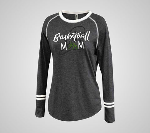 EGF Basketball - Basketball Mom Ringer Crew