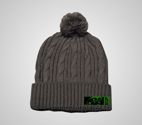 EGF Green Wave Ladies Beanie