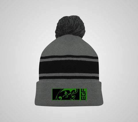 EGF Green Wave Youth Beanie