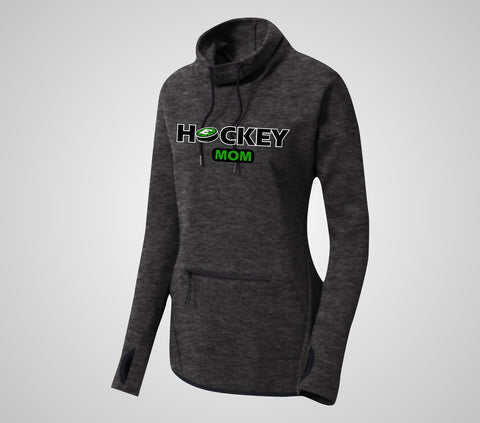 EGF Hockey - Triumph Cowl Neck Hoodie (Women's)