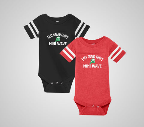 EGF Mini Wave Jersey Onesie
