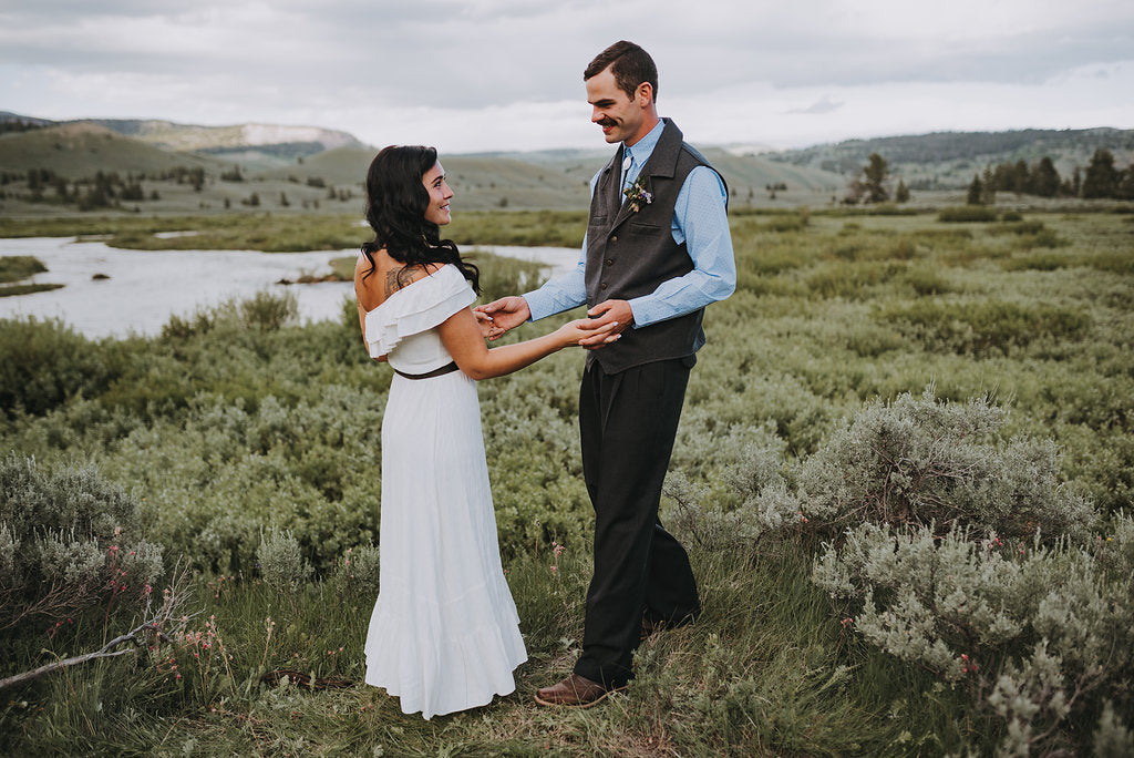 Cait Carr Photography; Western Weddings; Montana Lifestyle