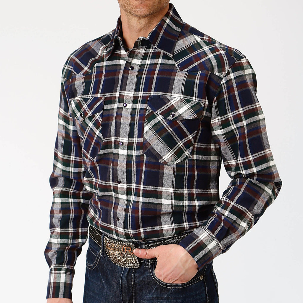 Roper Lined Shirt Jacket