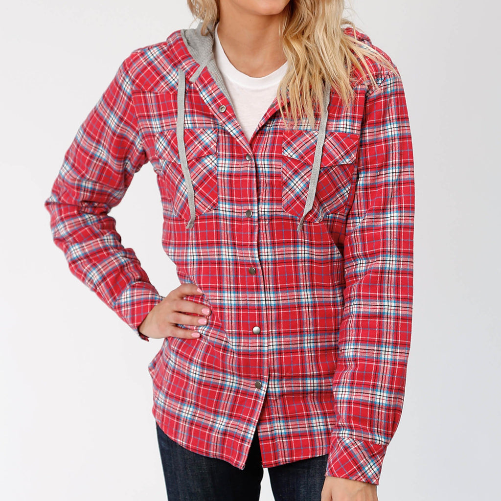 Flannel Shirt-Jacket