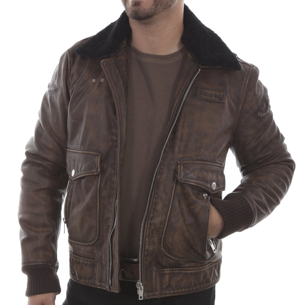 Scully Eagle Bomber Jacket - headwestbozeman