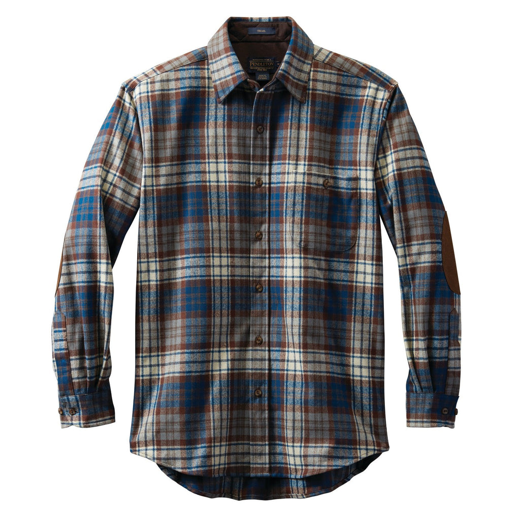 MacDonald Trail Shirt w/ Elbow Patch