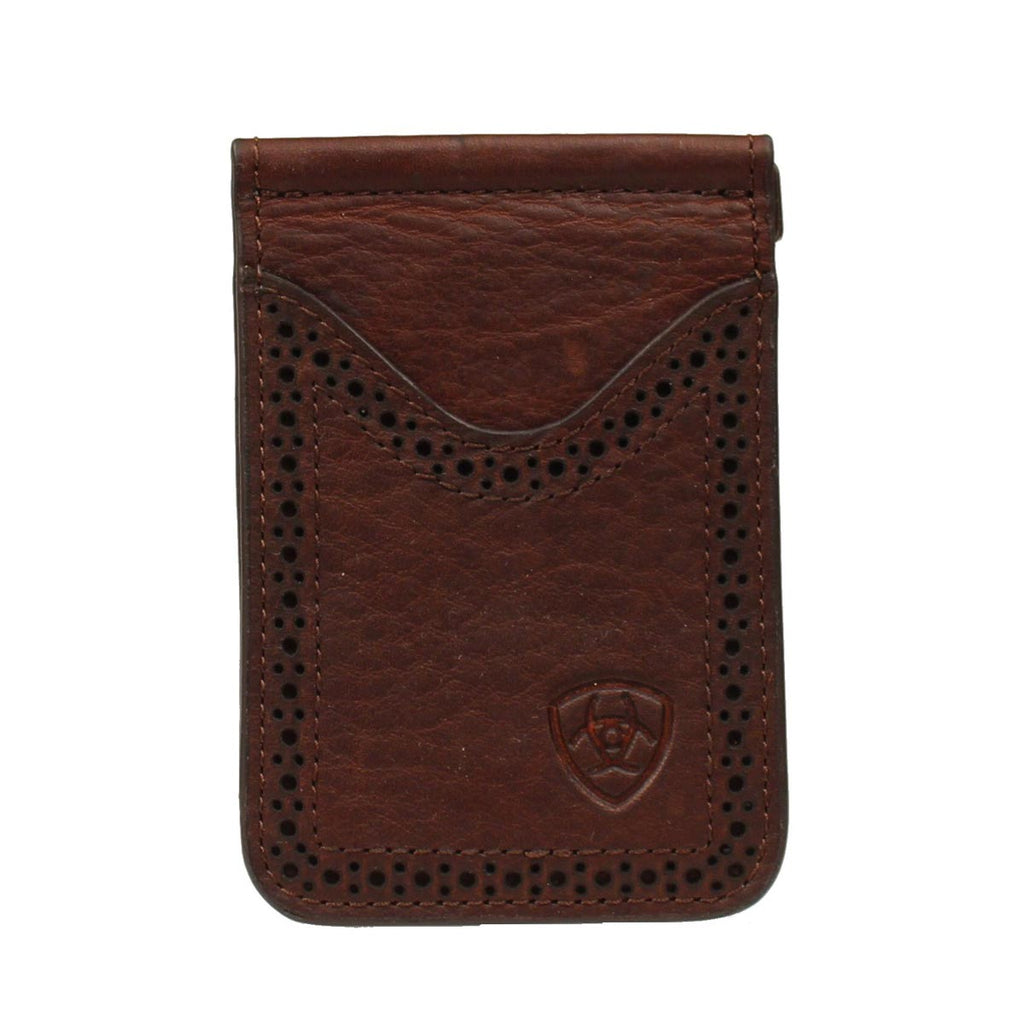 Leather Card Case - headwestbozeman