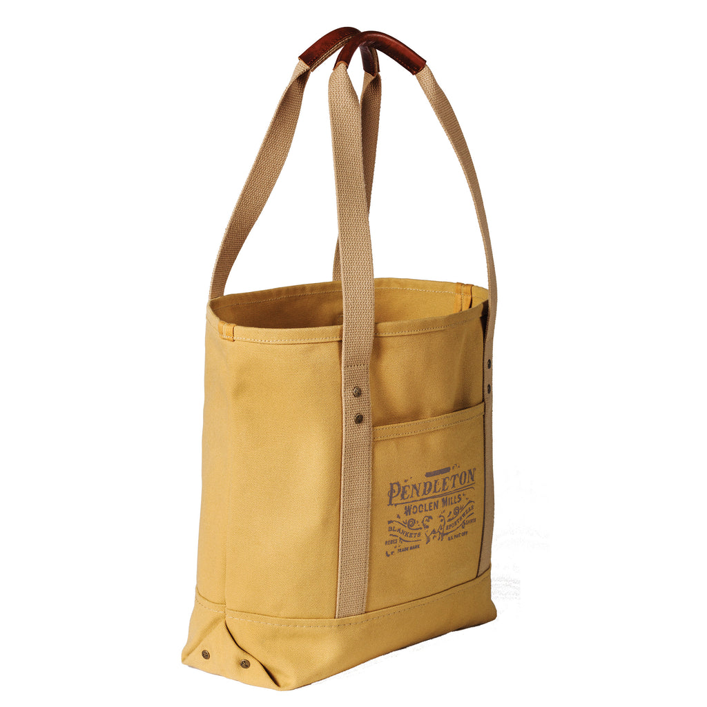 Pendleton Canvas Tote - headwestbozeman
