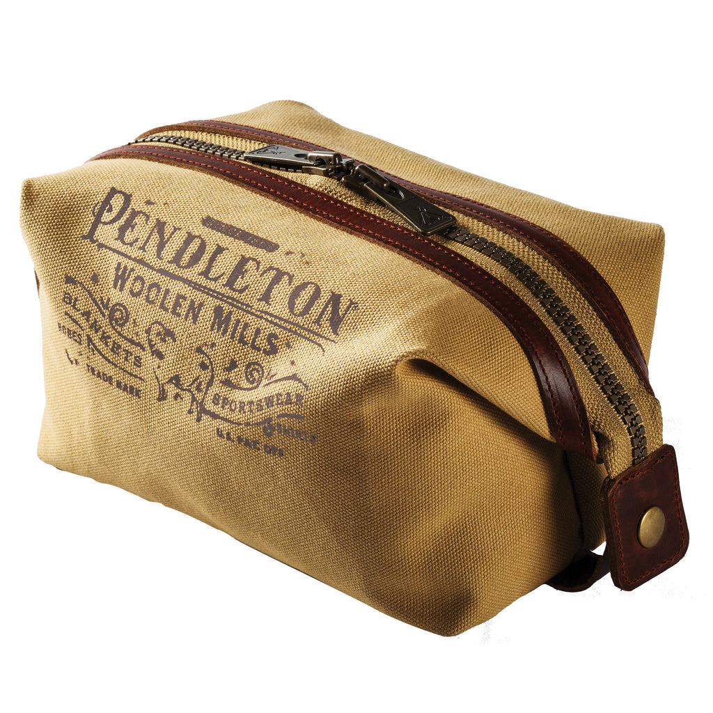 Pendleton Canvas Essentials Pouch - headwestbozeman