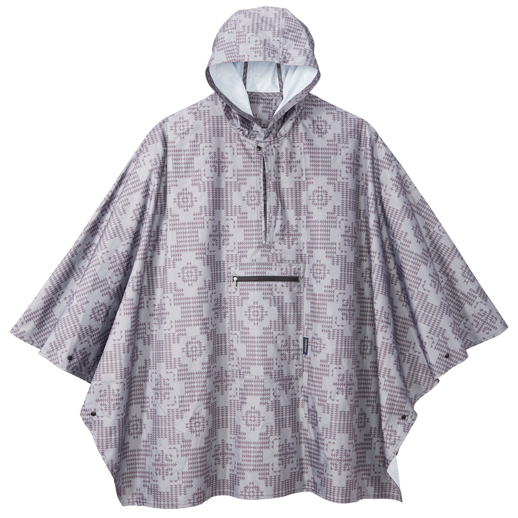 Rain Poncho, Nova Cross Grey