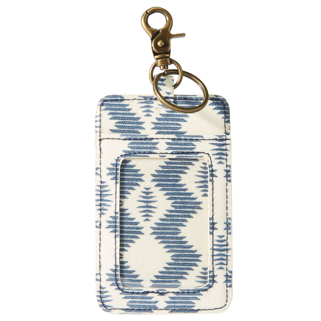 Luggage Tag, ZigZag River