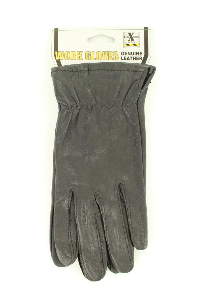 Ladies Goatskin Work Gloves - headwestbozeman