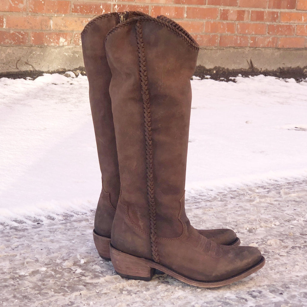 Liberty Black Zoe Vegas Tall Boot - headwestbozeman