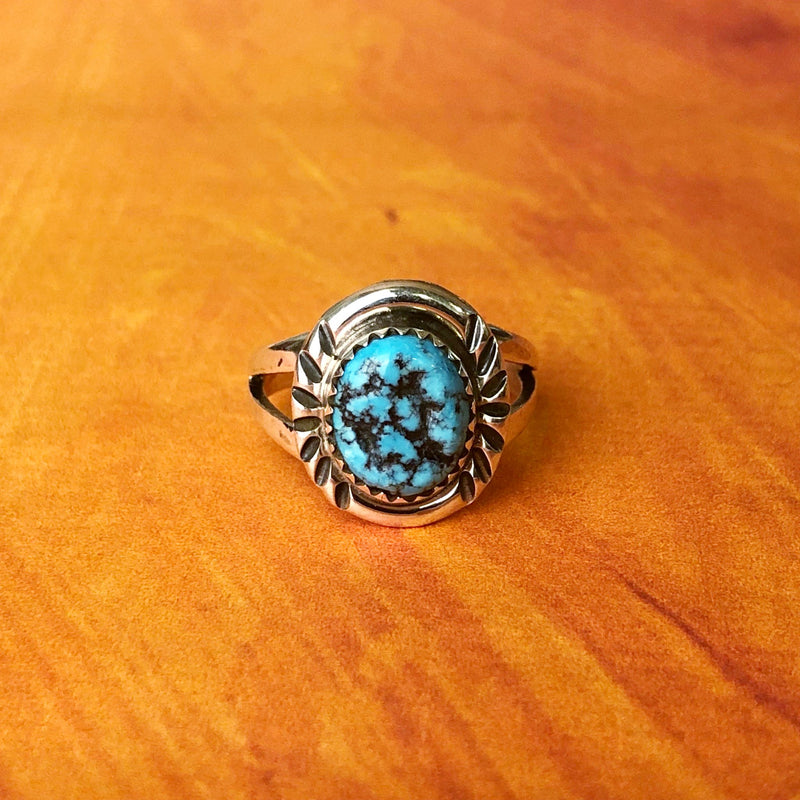 Women Jewelry Native Images Turquoise Ring  Western Head West Downtown Bozeman Montana Gifts for Her Women Cowgirl Lifestyle Western Fashion