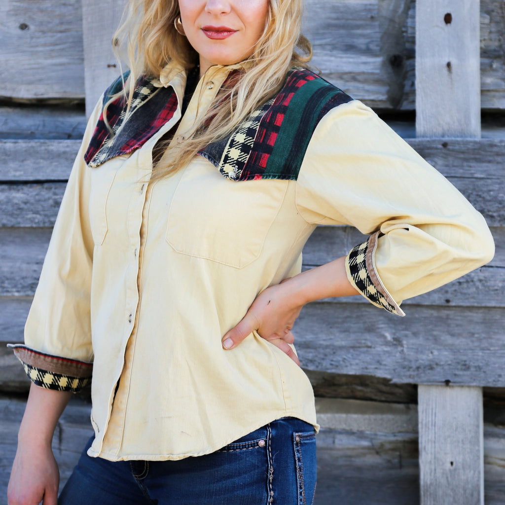 Vintage Hill Country Top
