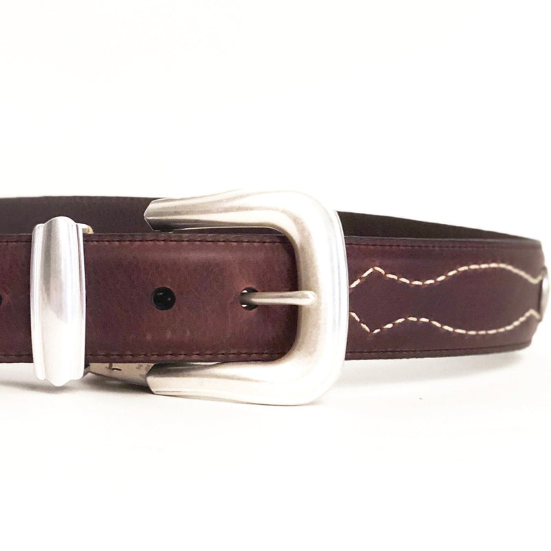 The Dalton, Western Belt Mens Belt Womens Belt US Made