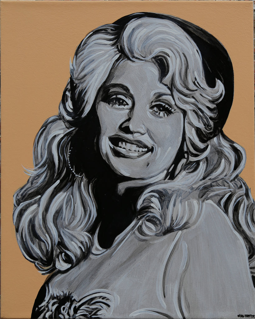 """Dolly"" by Will Hunter - headwestbozeman"
