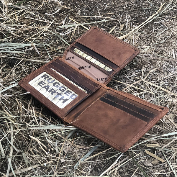 Rugged Earth Billfold Wallet