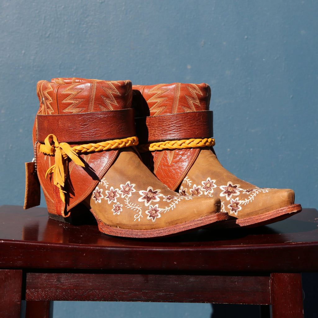 A Canty Boot made in Montana.