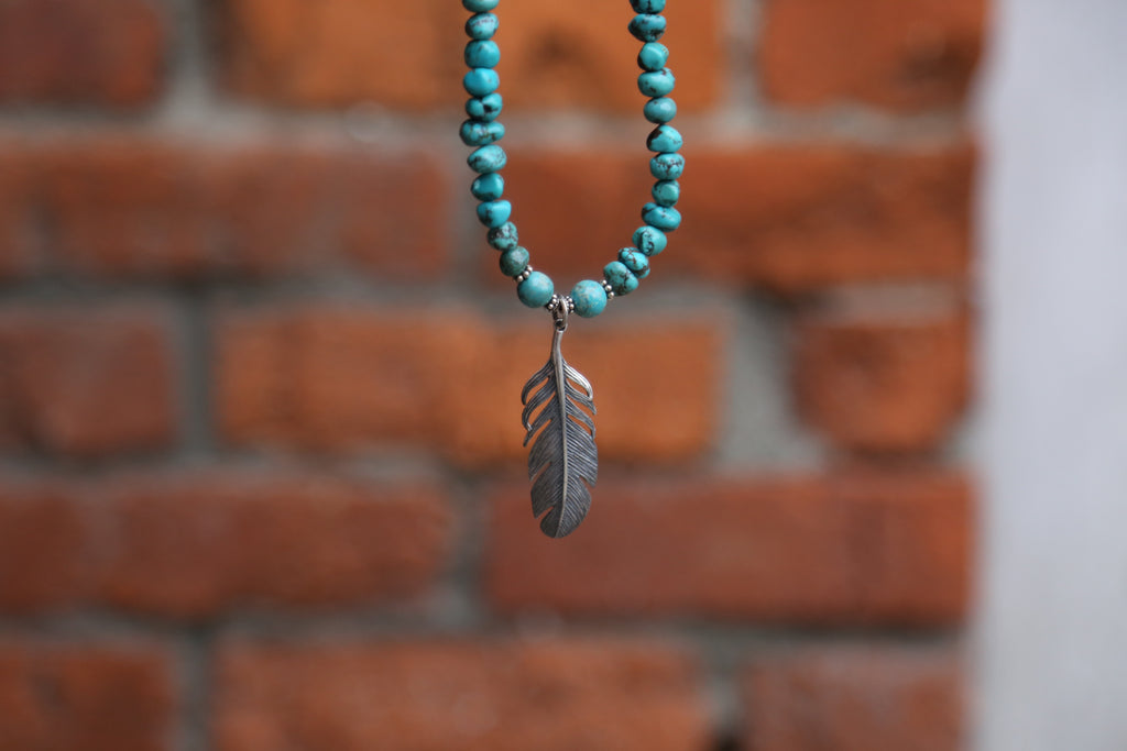 Eagle Feather Necklace