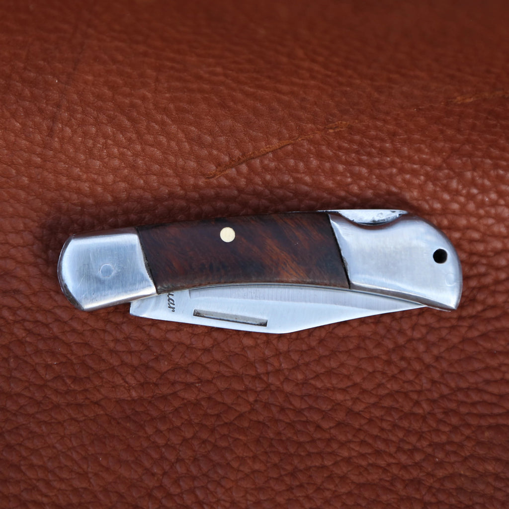 Jaguar, Cocobolo Knife