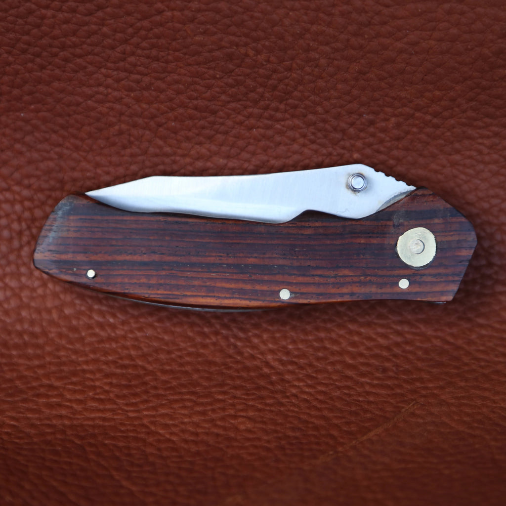 Cocobolo Knife