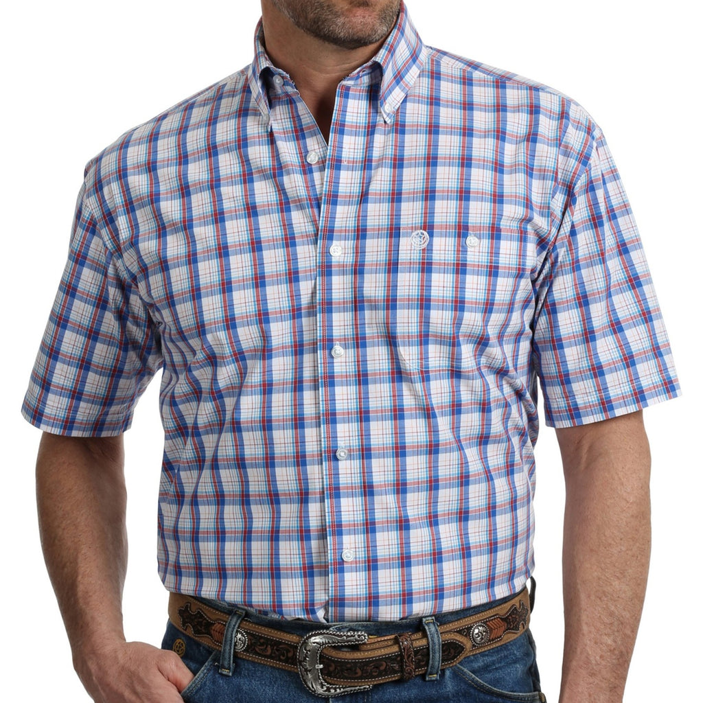 This Wrangler George Strait western cowboy snap shirt is a classic at Head West in Bozeman Montana. MGSB628