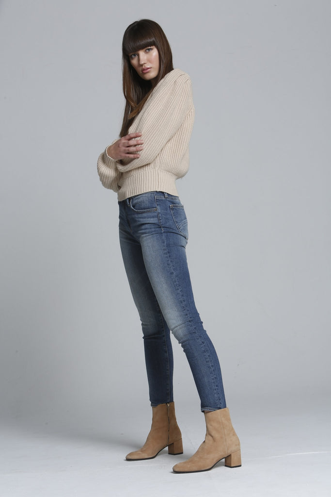 Basic Clean Skinny Jean by Driftwood