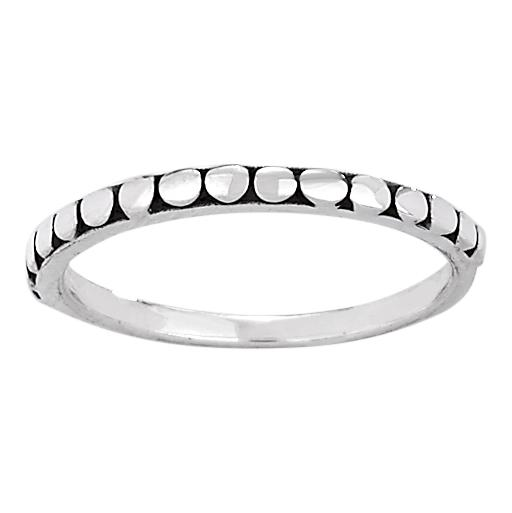 Sterling Silver Band - headwestbozeman