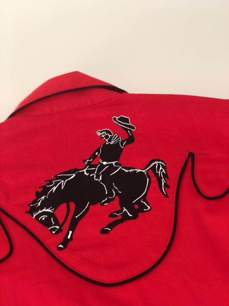 Bronco Snap Shirt - headwestbozeman