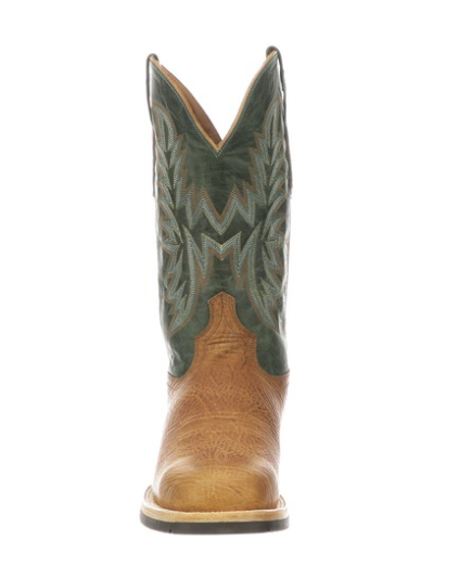 Lucchese Rudy Cognac Boot - headwestbozeman