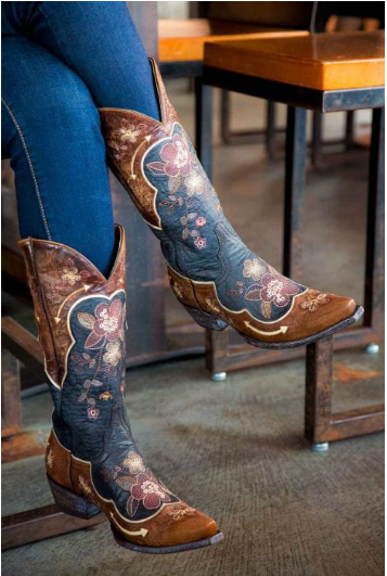 Old Gringo Bonnie Pipin Boots - headwestbozeman