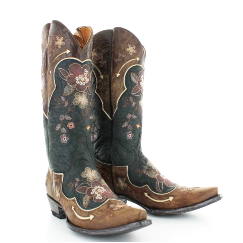Cowgirl Old Gringo Bonnie Pipin Boots Western Boutique Bozeman Montana Head West
