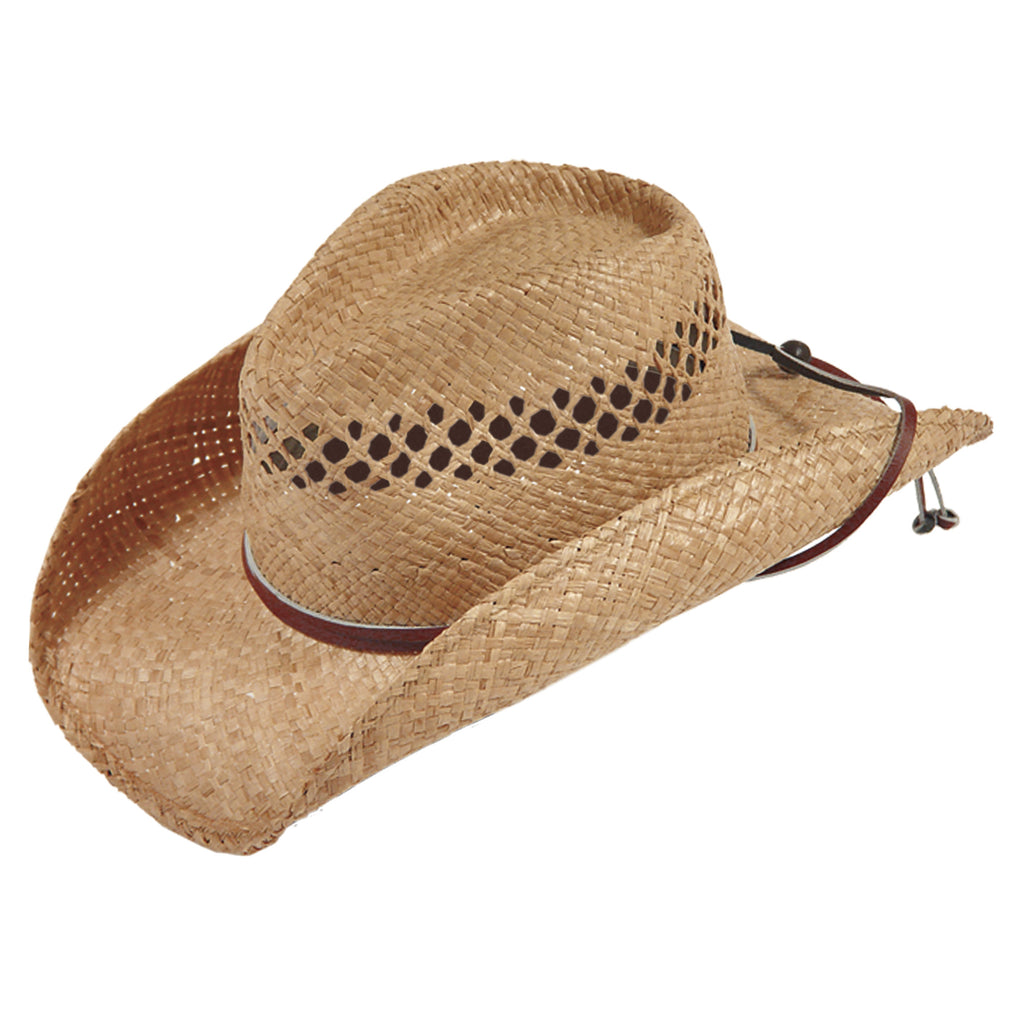 The Bridger Straw Hat - headwestbozeman