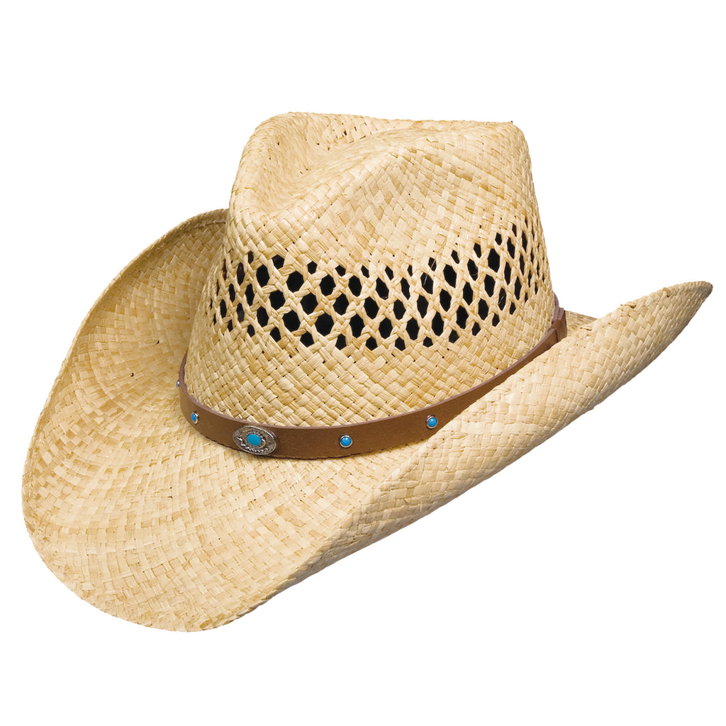 Madrid Straw Hat - headwestbozeman
