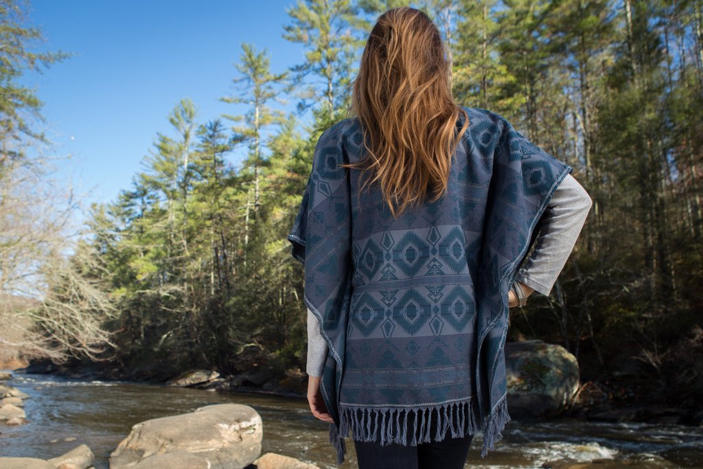 Ryan Michael Poncho Lake Shirt - headwestbozeman