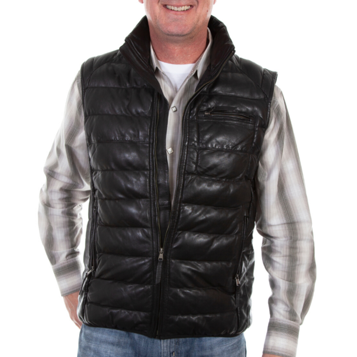 Scully Puffy Vest