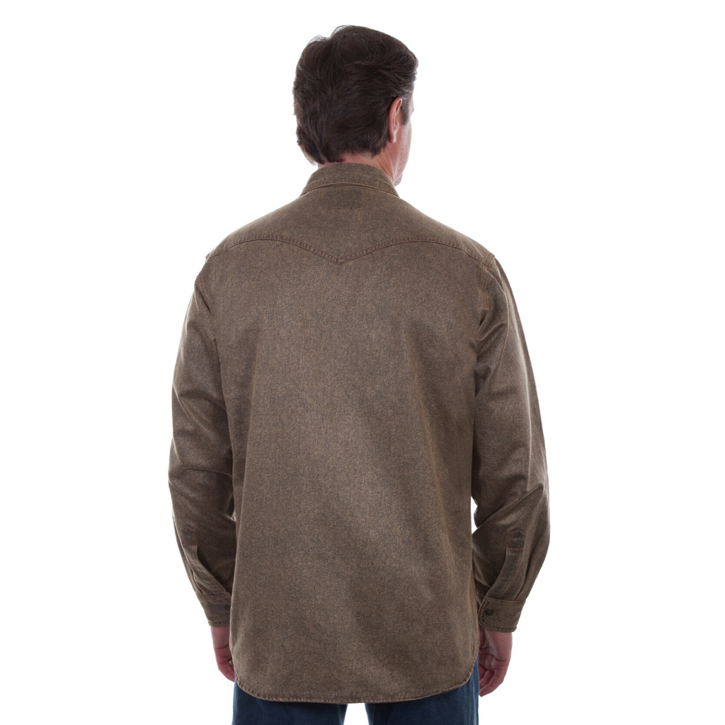 Mole Skin Shirt Jacket