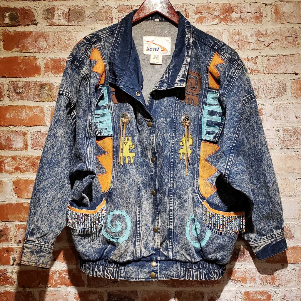 Vintage 1983 Denim Jacket