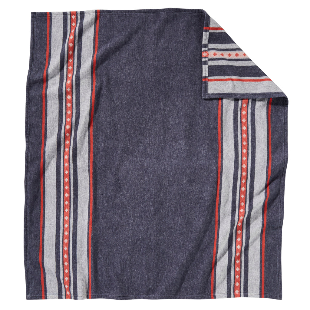 Cotton Throw Gift Pack, Shelter Bay Combo