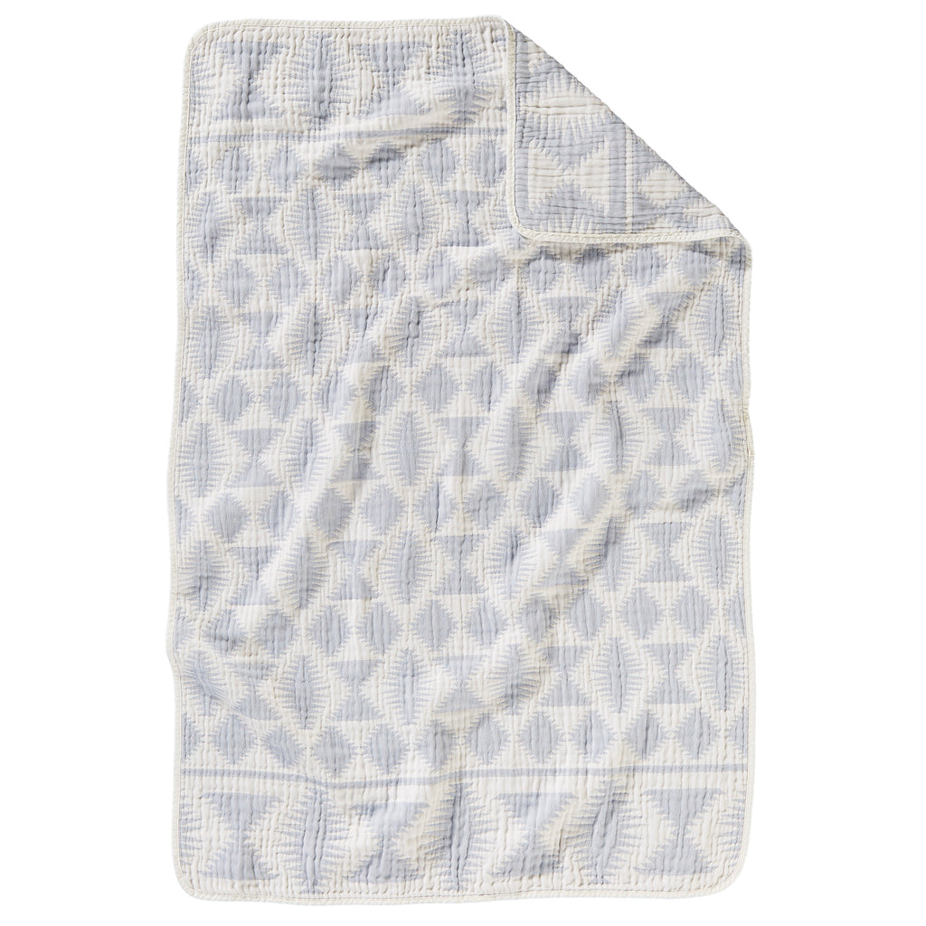 Cotton Woven Baby Blanket