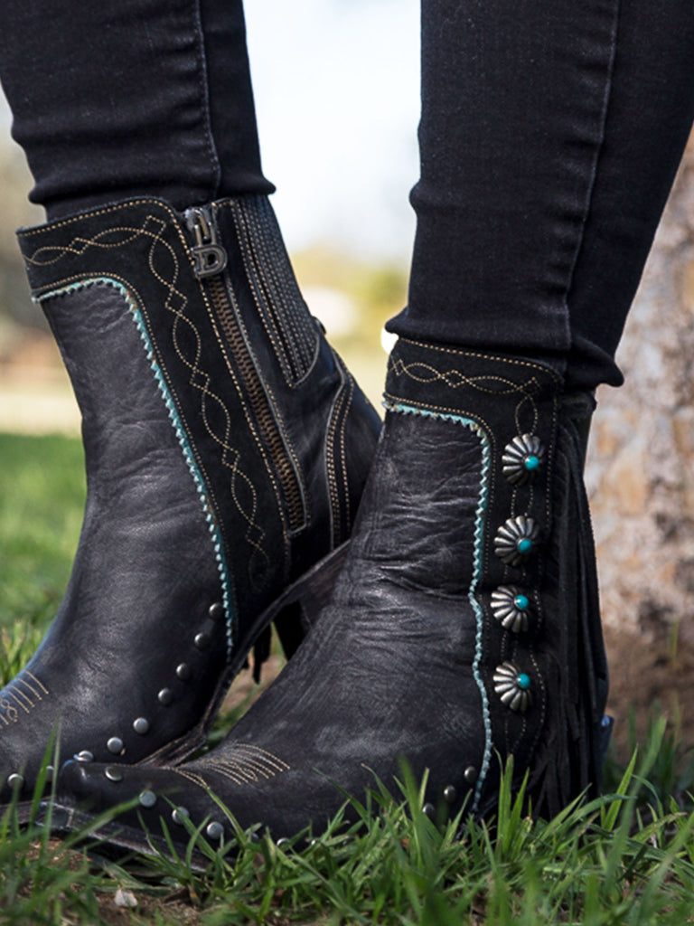 "Old Gringo ""Apache Kid"" Boots - headwestbozeman"