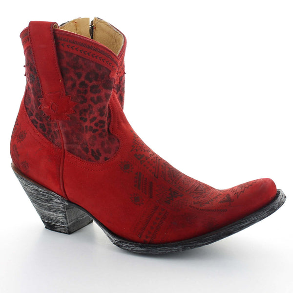 The Atenea Boot by Old Gringo - headwestbozeman