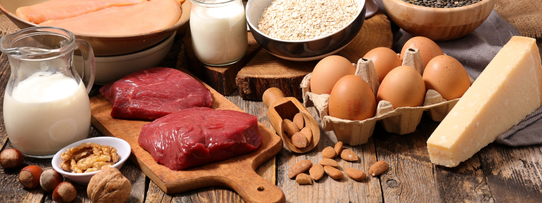 Up Your Intake! 10 Foods High in Protein