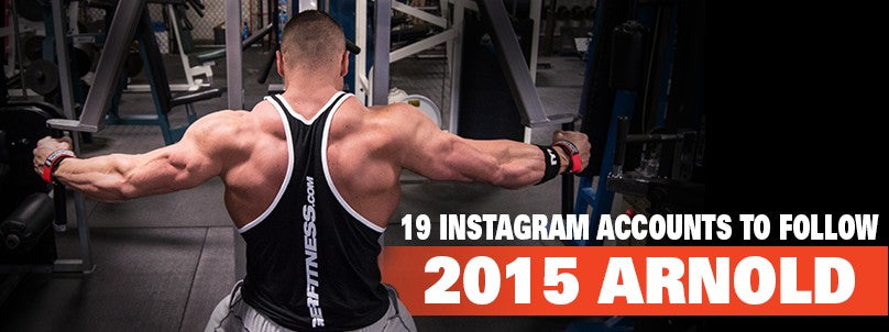 19 Instagram Accounts to Follow for 2015 Arnold Coverage
