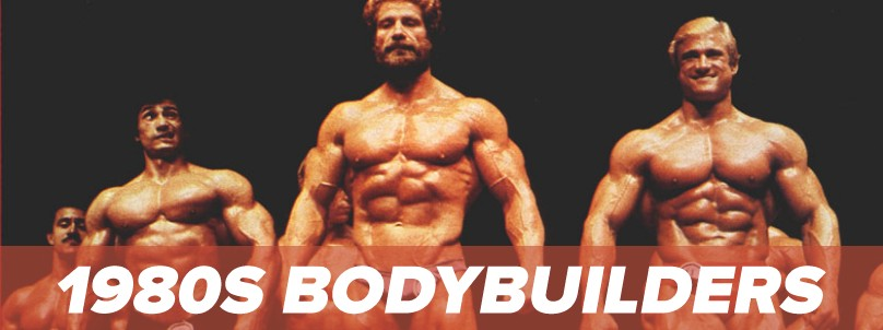 10 Top 1980s Bodybuilders - Then and Now